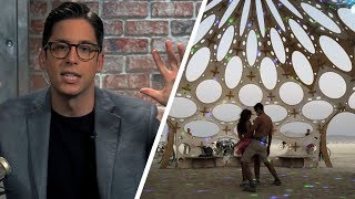 Filthy Orgy Dome Will Make You Run To Church