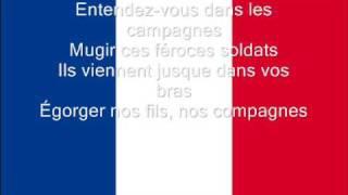 Hymne National de la France