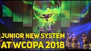 AMERICA's GOT TALENT 's JUNIOR NEW SYSTEM AT WCOPA 2018 | World Championships of Performing Arts