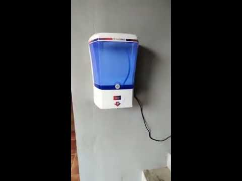 AUTOMATIC HANDS FREE SANITIZER DISPENSER