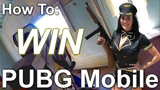 How to WIN PUBG Mobile [in real life] feat. NODE