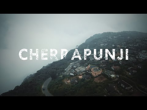 Cherrapunjee, sohra, 7 sister falls | Shillong | Meghalaya Part 3 | North East India | Ankit Bhatia