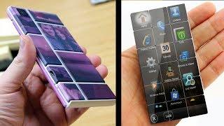 Этот МОДУЛЬНЫЙ Смартфон скоро будет у всех! Прорыв в технологиях! Интересные смартфоны
