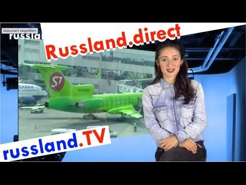 Flugsicherheit in Russland [Video]