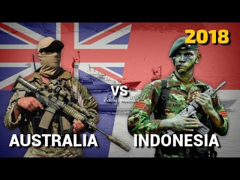 Australia Vs Indonesia - Military Power Comparison 2018