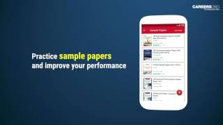 From exam preparation to helping you overcome exam anxiety Careers360 App is