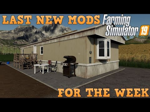 Farming Simulator 19 Last NEW Mods For The Week
