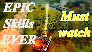 Tanki Online XP Highlights | EPIC Skills #5 [MUST WATCH]