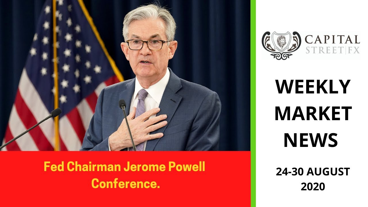 Weekly Financing & Global News 24th - 30th August 2020 JEROME POWELL, OIL PRODUCTION, ECONOMY DEVELOPMENT thumbnail