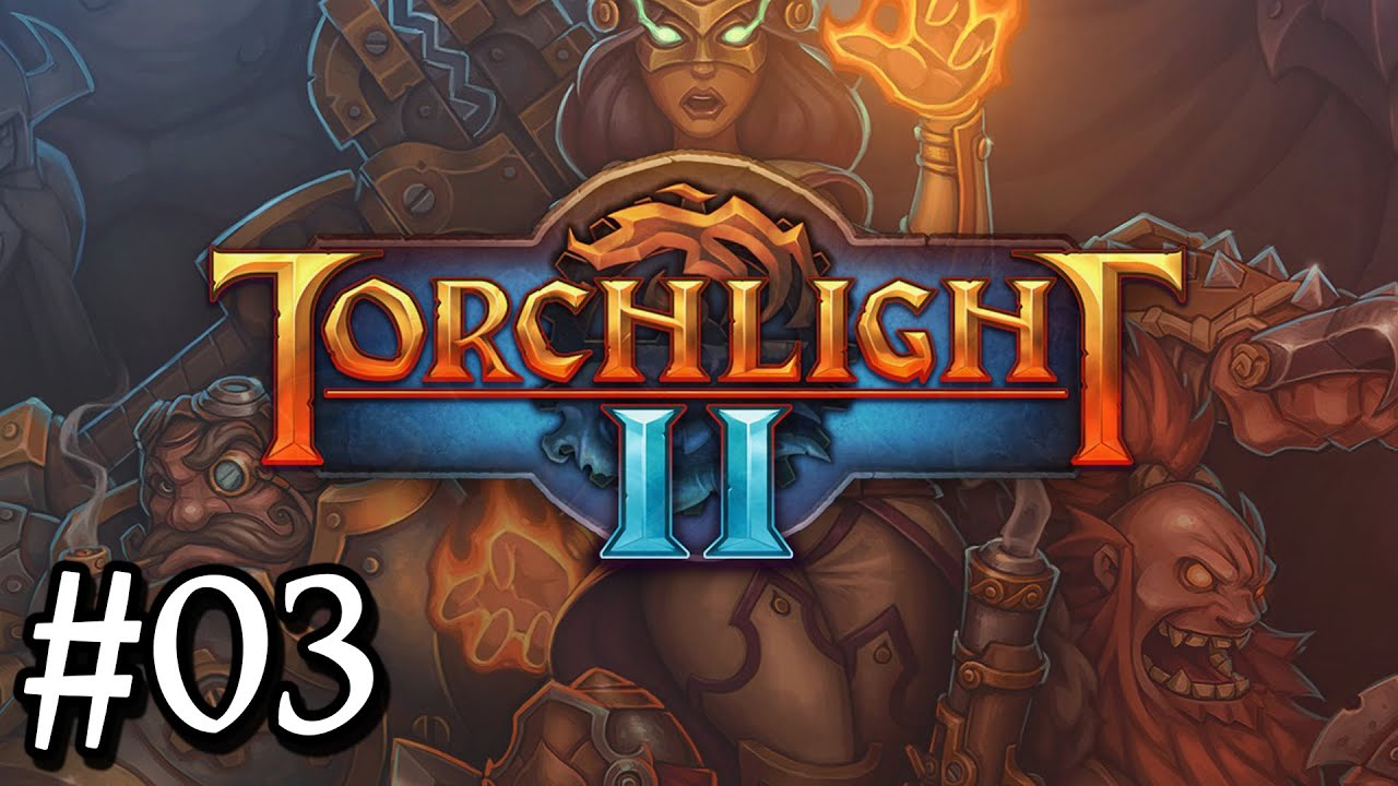 Torchlight 2 – Part 03: Ab in die Wüste!