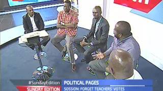 Revealed: The power struggles that set Odinga and Kenyatta on warpath