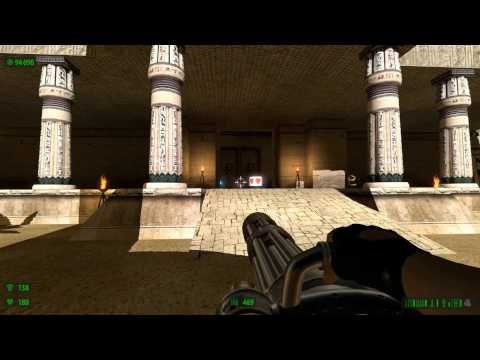 serious sam hd the first encounter pc review