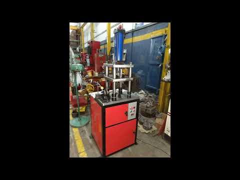 CHP 400 Bike Crankshaft Assembly Hydraulic Press