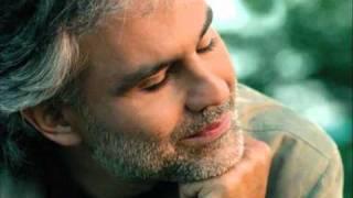 Andrea Bocelli - Con te partirò - with lyrics