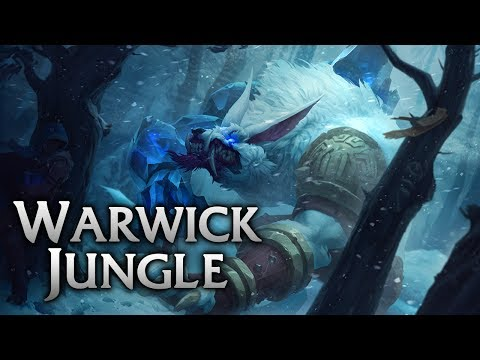 Reworked AP Tundra Warwick Jungle - League of Legends Commentary