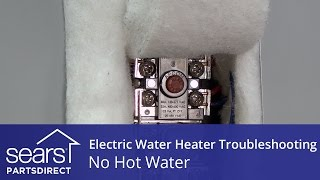 No Hot Water: Electric Water Heater Troubleshooting