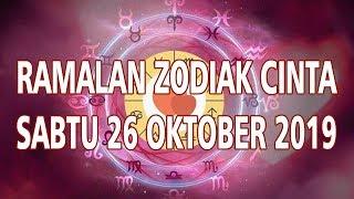 Ramalan Zodiak Cinta Sabtu 26 Oktober 2019