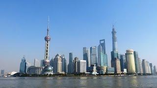 preview picture of video 'Shanghai pour le Marathon du 1 Dec 2013'