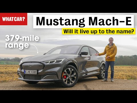 New Ford Mustang Mach-E review – the EV we've been waiting for? | What Car?