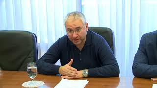 Губернатор Вячеслав Шпорт провел рабочую встречу с генеральным директором компании «Полиметалл» Виталием Несисом