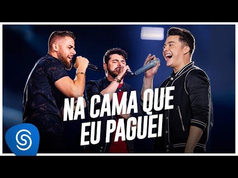 Wesley Safadão part. Zé Neto & Cristiano - Na Cama Que Eu Paguei