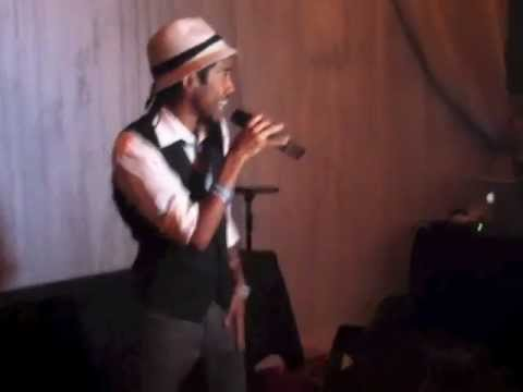 Lj Ugarte Performing Live at the Kids Resource Event Part 1