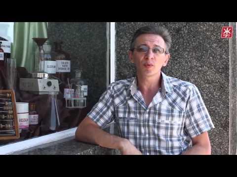 Halamang-singaw sa kanyang mga paa sa Ukraine