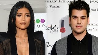 Kylie Jenner SLAMS Rob Kardashian On Instagram & Rob Hints At Blac Chyna Pregnancy