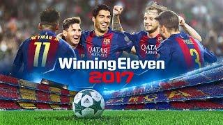『ワールドサッカー ウイニングイレブン 2017』PRIMER JUEGO Winning Eleven 2017 |  Gameplay