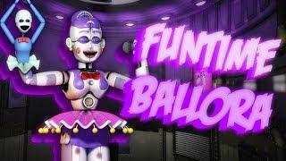 Funtime BALLORA Speed Edit! (FNaF)