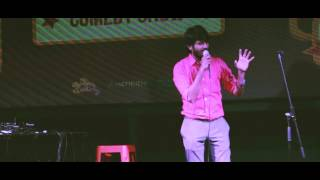 Sugar Factory Stand Up Comedy Opening For Kunal Rao EIC