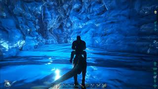 ARK: The Center #8 - Khám phá hang động của Người tuyết (South Ice Cave)