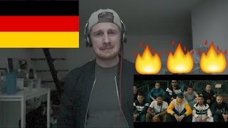 (FIRE!!) GERMAN RAP REACTION // BONEZ MC & RAF CAMORA - PALMEN AUS PLASTIK
