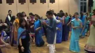 VHP Vishwa Hindu Parisad Navratri, Aarti preparations @ Kenton Harrow LONDON