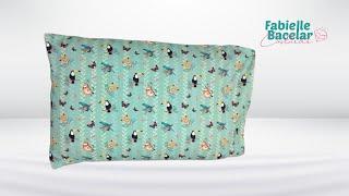 Fronha Fácil - Costura Francesa - Fazer E Vender