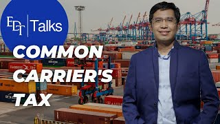 Common Carrier's Tax