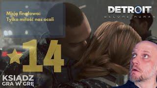 Ksiądz Gra W Grę: Detroit Become Human [#14] Finał - Tylko Miłość Nas Ocali!