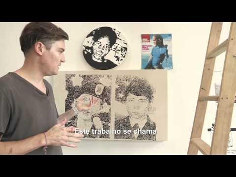 Em nome dos artistas - entrevista com Nate Lowman
