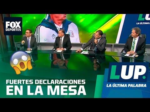 """LUP: """"El 'Tata' respeta más a la Selección que muchos jugadores"""": Gustavo Mendoza"""