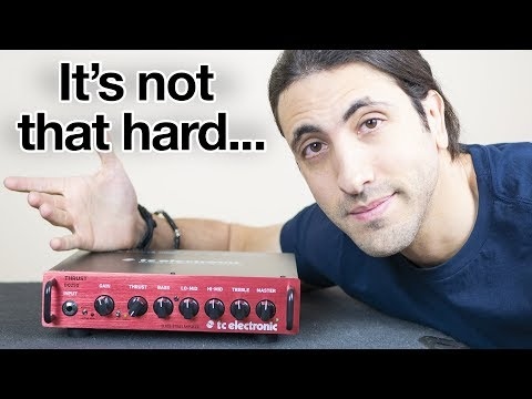 How to EQ an Amp