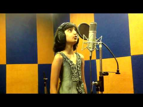 Aditi Iyer ( Young SuperTalent) Covers: 'I Will Always Love You' - Whitney Houston -