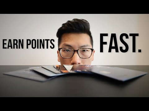 How to Earn Points FAST