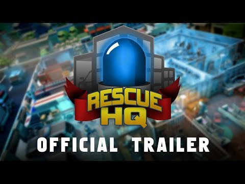 Trailer de Rescue HQ The Tycoon