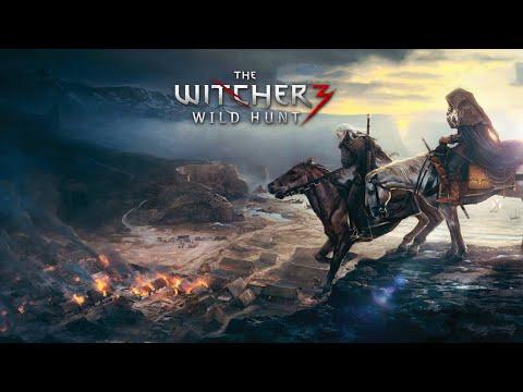Ведьмак 3: Wild Hunt Прохождение с комментариями. Сложность. На Смерть (Новая Игра+) Стрим. Часть 12
