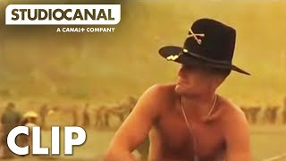 I Love the Smell of Napalm in the Morning - Robert Duvall in APOCALYPSE NOW - Film Clip