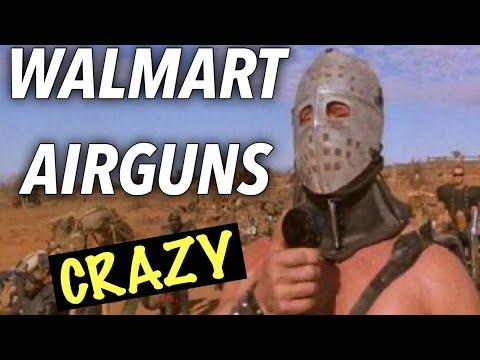 Walmart airguns - смотреть онлайн на Hah Life