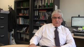 Savvas Tassou talks about CSEF