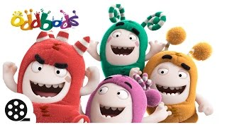 Cartoon | Oddbods - FULL HOUSE | Funny Cartoons For Children