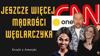 KZS: TYRADA!! Biden przestrzega przed Rosją, Kamala jest znowu urocza, babcia AOC I Krzyki