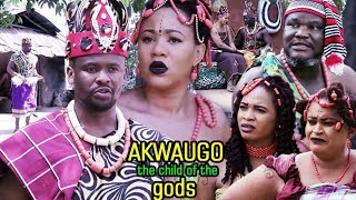 Akwugo The Child Of The gods 1&2 - 2018 Latest Nigerian Nollywood Movie/African Movie Full HD